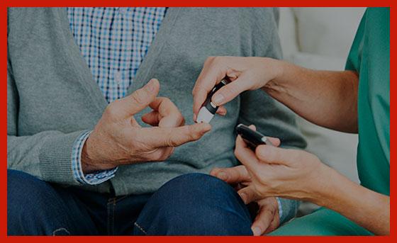 тест для диабетика