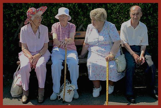 пенсионерки