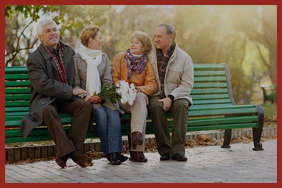 лица, достигшие пенсионного стажа