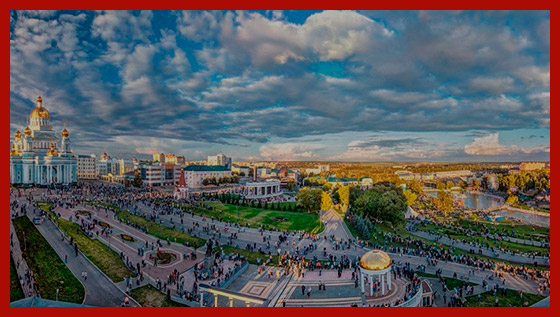 Республика Мордовия