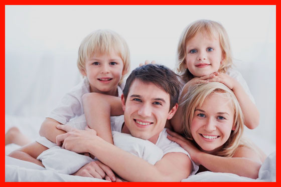 дети в молодой семье