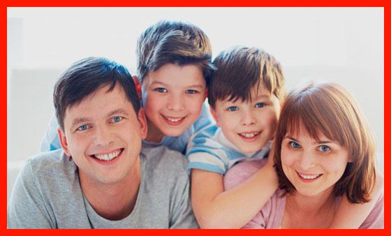 молодая семья в Программе