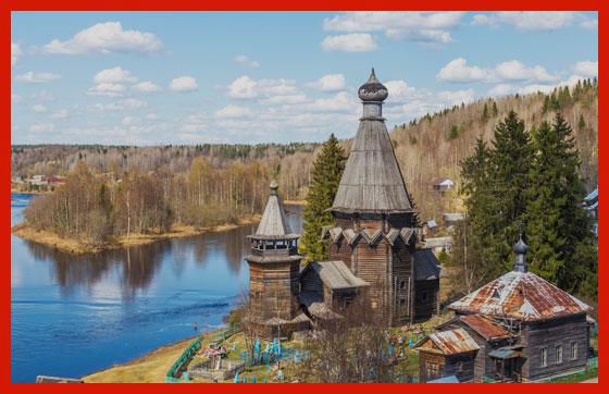 исторические места Ленинградской области