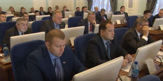 депутаты санкт петербурга