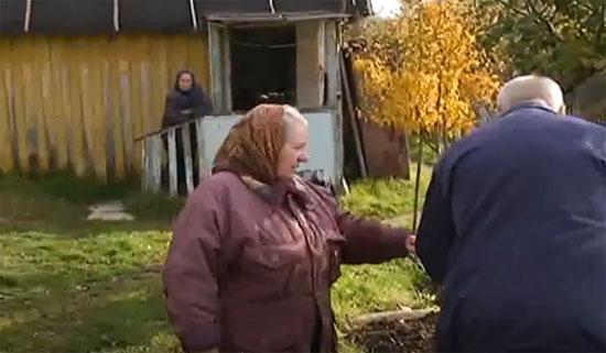 описывают участок пенсионерки за неуплату налога