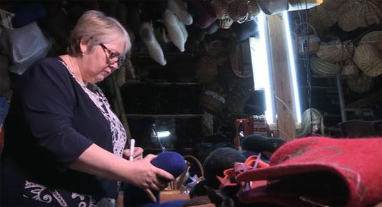 работа для пожилых людей