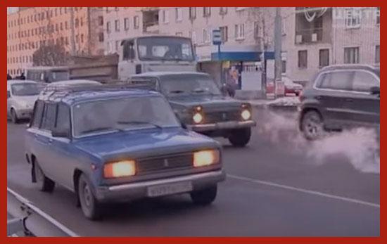 транспортные средства в Москве