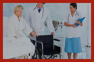 заболевания у инвалида