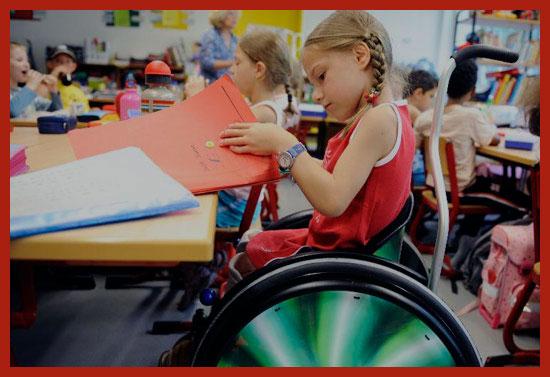 девочка инвалид и документы
