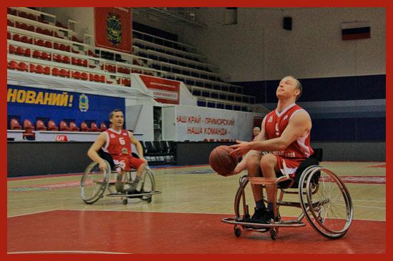 инвалиды и спорт