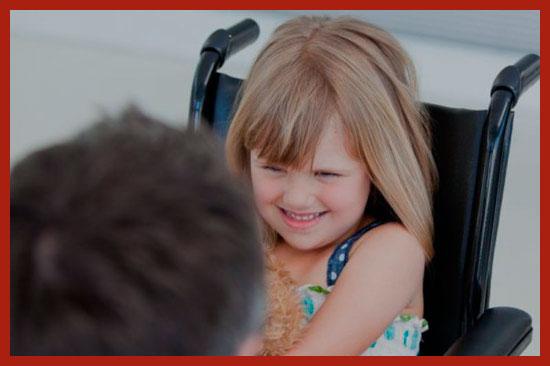 ребенок инвалид в семье