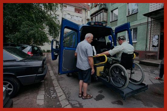 служба социального такси