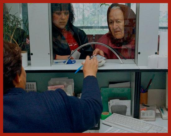 выдача пенсии приезжим пенсионерам в Москве