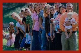 льготы многодетным семьям Москвы и Подмосковья