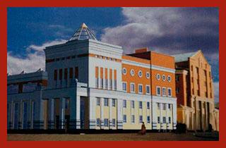 столица Алтая - Горно-Алтайск