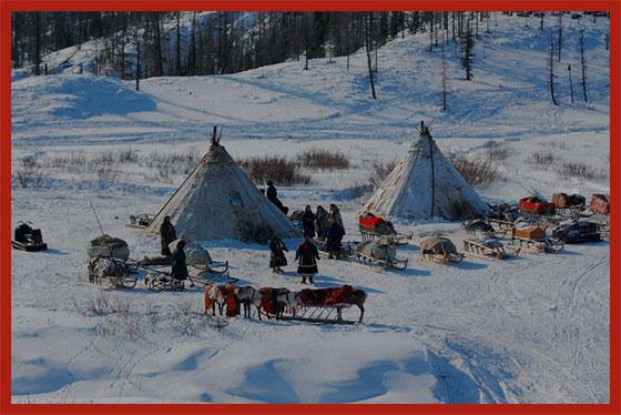 народы Крайнего Севера