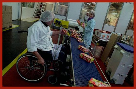 работающий инвалид 2 группы