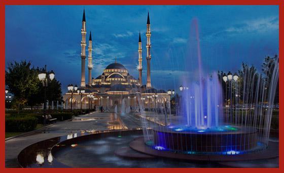 Республика Чечня