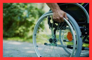 инвалиды волонтеры