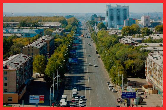 город Кемерово