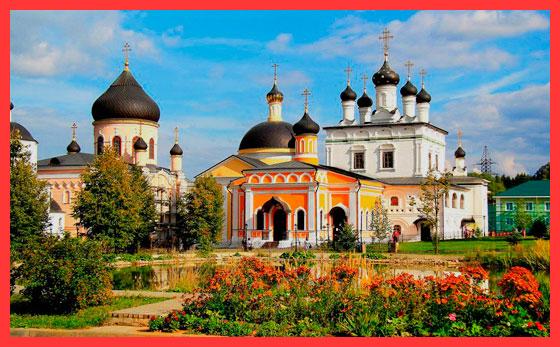 памятники культыры Московской области