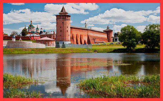 памятники Московской области