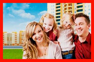 молодая семья получила жилье