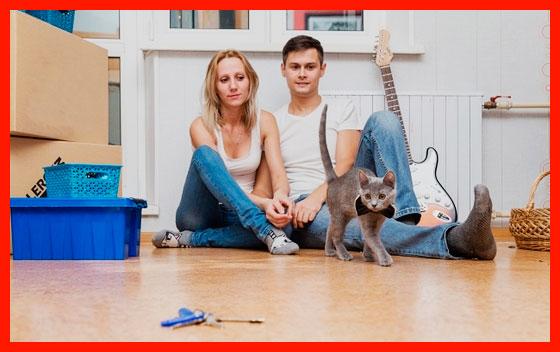 переезд молодой семьи