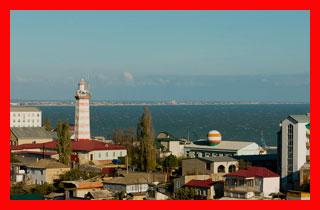 город Махачкала маяк
