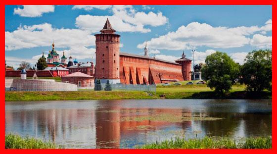 Московская область памятники старины