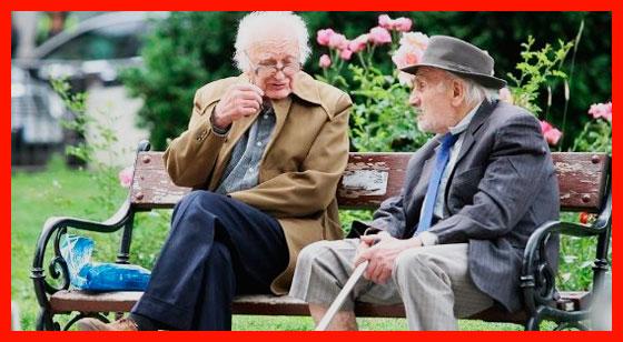 пенсионеры после 80
