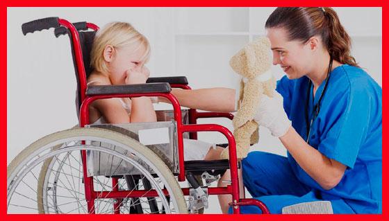 социальная помощь для ребенка инвалида