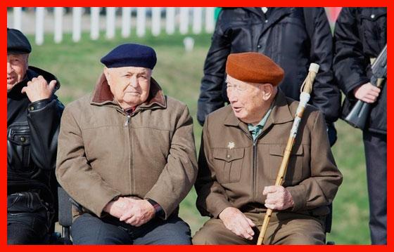 военные пенсионеры ждут повышения пенсии