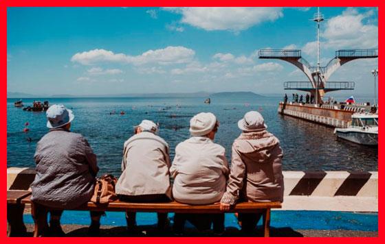 пенсионеры Краснодарского края