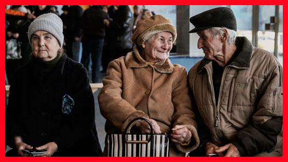 пенсионеры Ивановской области