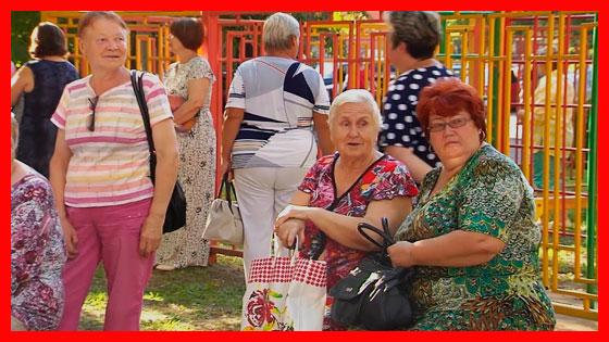 пенсионеры Владимирской области